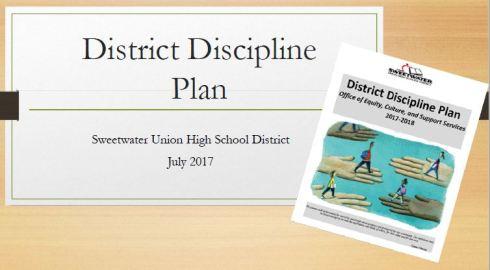 SUHSD Discipline Plan