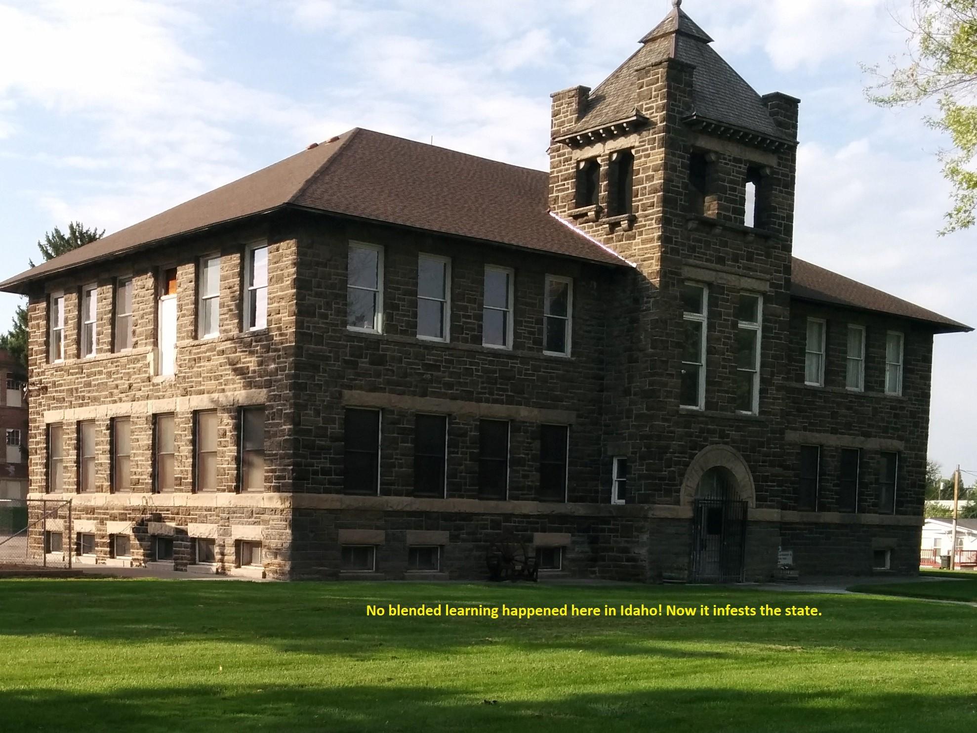Old Rock School