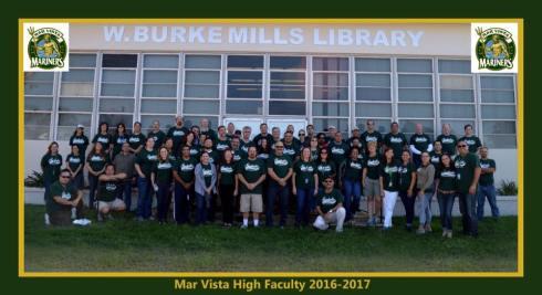 MVH Staff Oct 2016