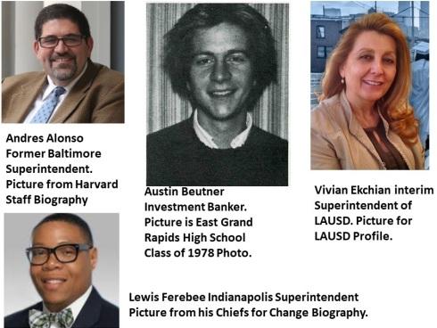 Superintendent Candidates