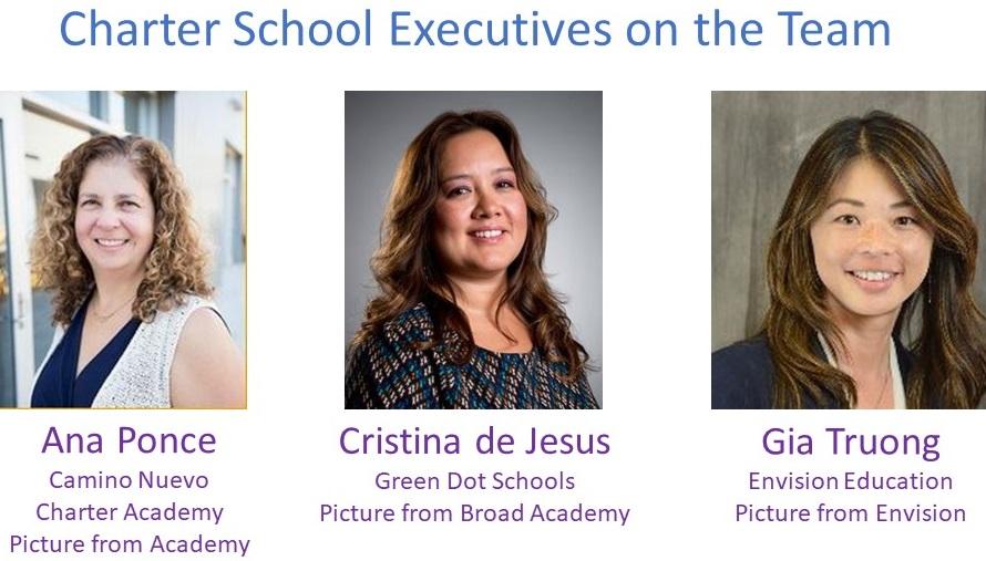 2 charter executives