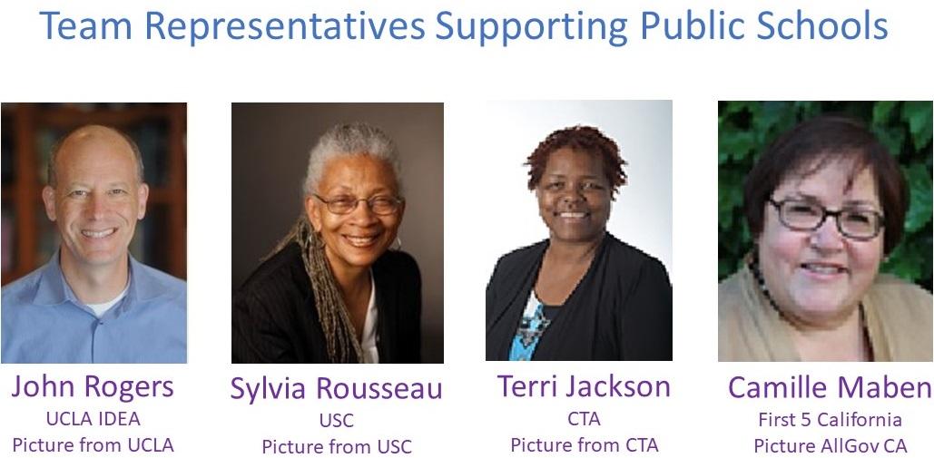 4 Public Education Support