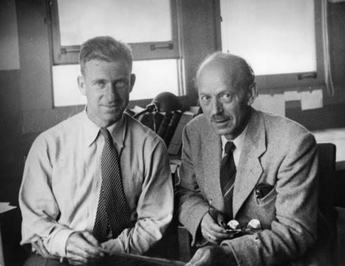 Munk and Sverdrup