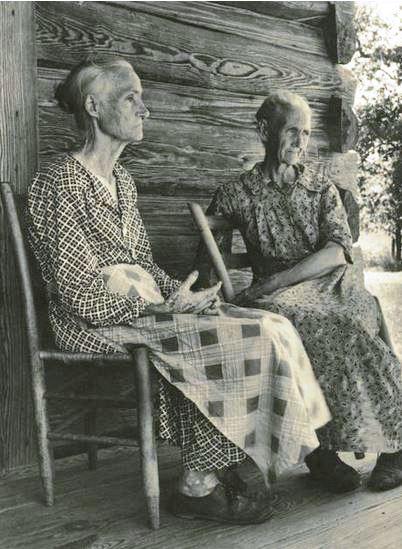 1936 Dorothea Lange Photo