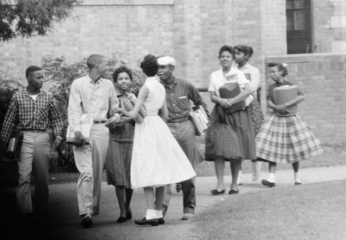 Little Rock School Desegregation 1957
