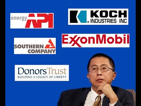 Climate Denier Scientist Paid by Koch